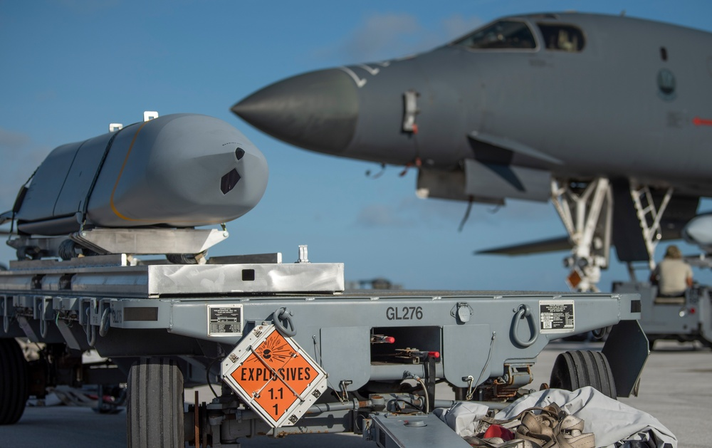 7th Bomb Wing displays readiness with Bomber Task Force deployment