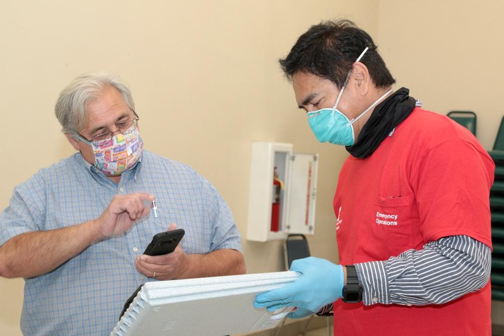 District teams visit potential alternate care facilities