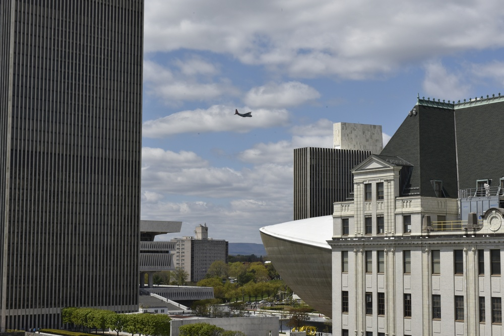 Air Force Salutes Upstate New York