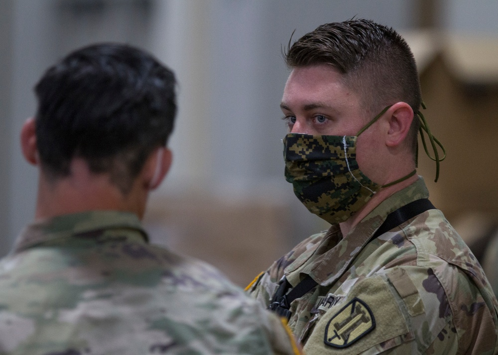 Utah National Guard Soldiers and Airmen assist state in COVID-19 response