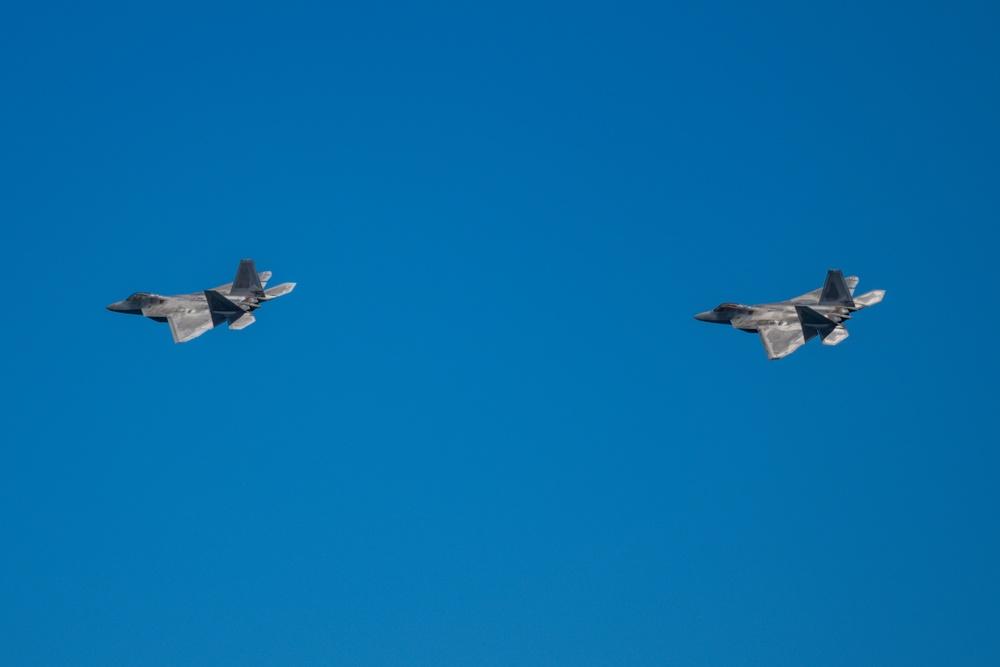 Operation American Resolve: Hawaii Flyover