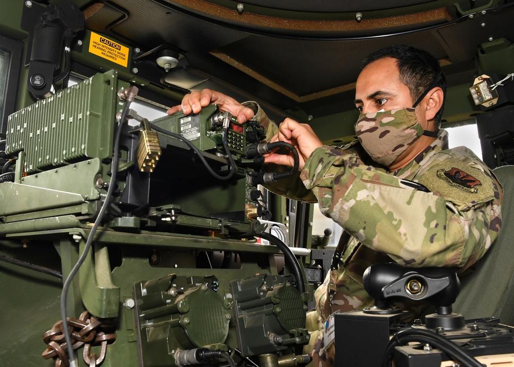 JTF 115 J6: Keeping Guardsmen connected