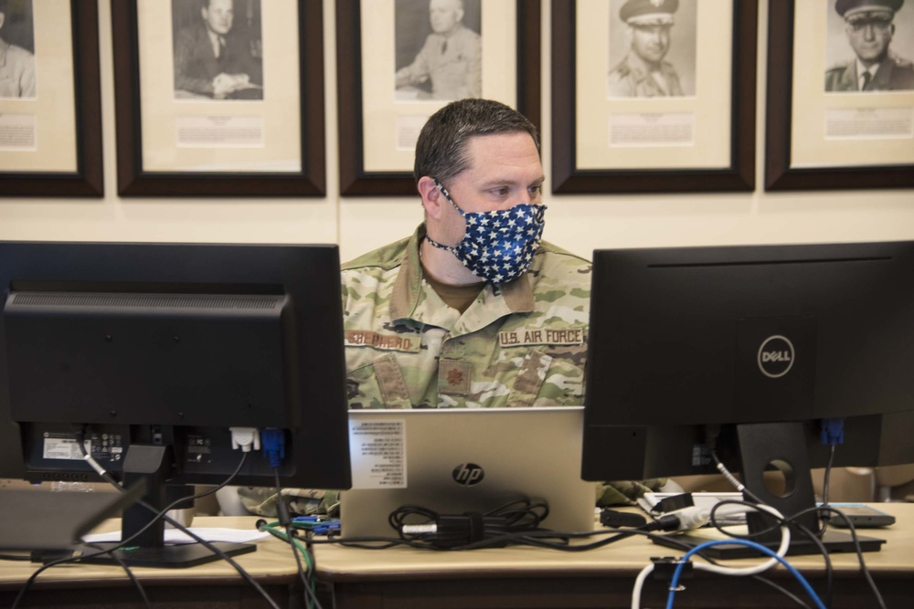 Indiana Guard team provides crucial support for frontline guardsmen