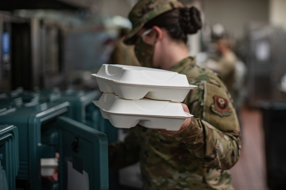 Food on the Front Lines of COVID-19