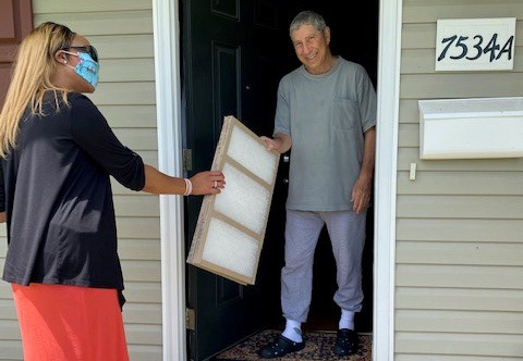 Knox Hills delivers self-help response to residents needing routine maintenance