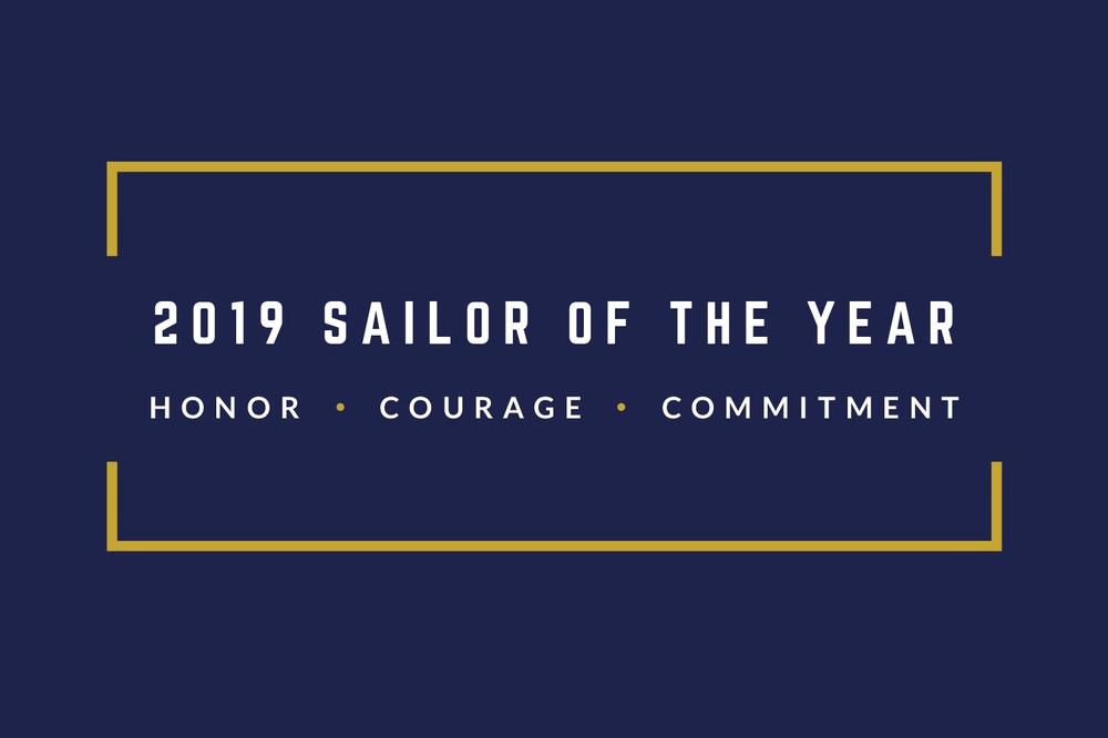 2019 Sailor of the Year