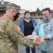 Washington Guardsmen work in partnership with the Quinault Indian Nation