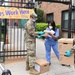 NY National Guard Soldiers deliver test kits to nursing homes