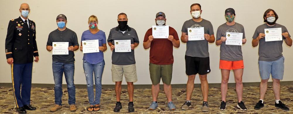 Tulsa District Hosts Ranger Training for SWD