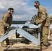 8th Brigade Engineer Battalion RQ7B Shadow Drone Flight