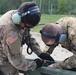 8th Brigade Engineer Battalion RQ7B Shadow Drone Flight Launcher Preparation