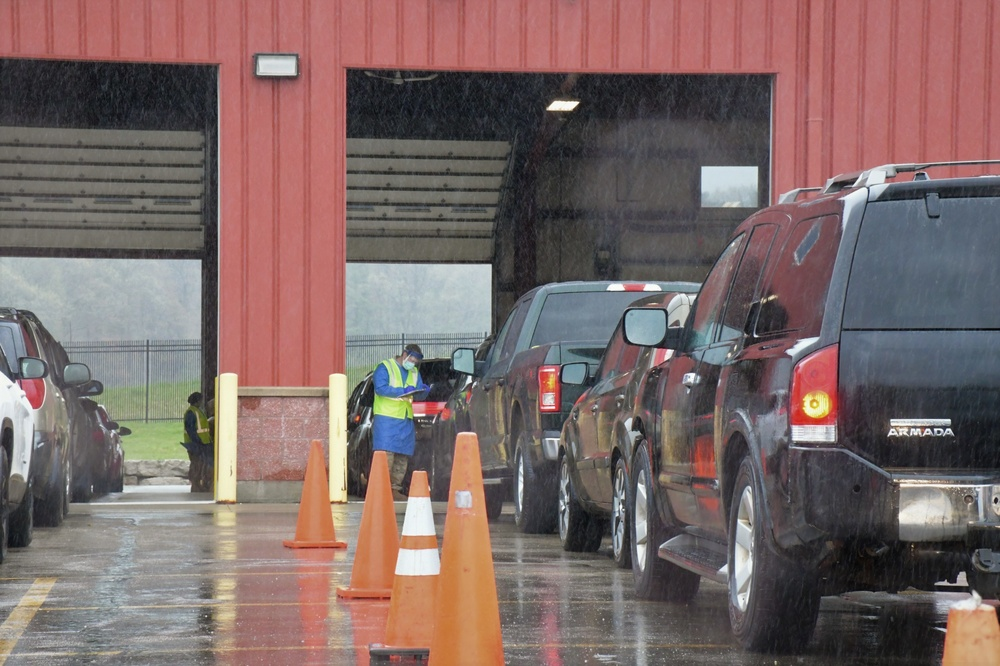 1 JUNE UPDATE: Wisconsin National Guard conducting mobile testing at sites around the state