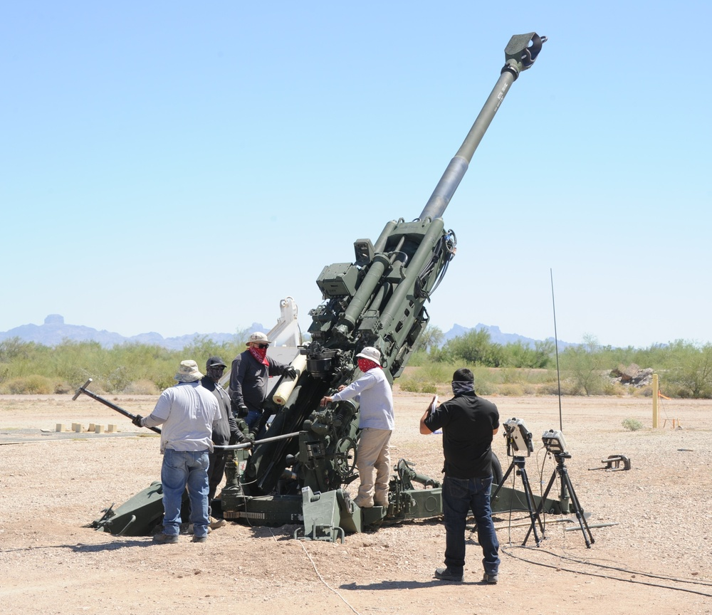 Ensuring the reliability of munitions