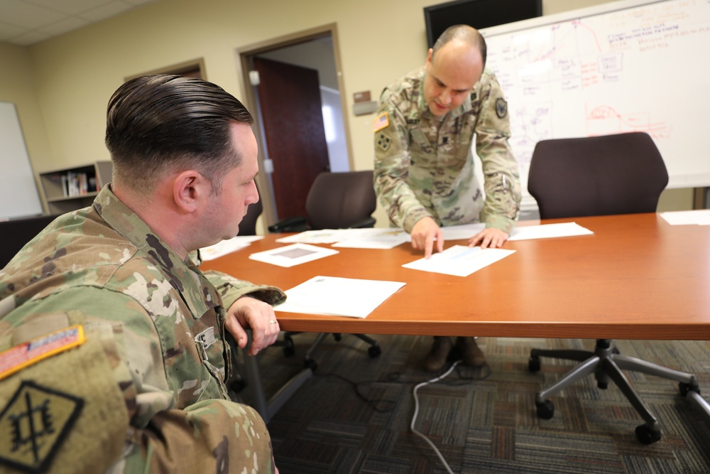 Military history collects during COVID-19 operations