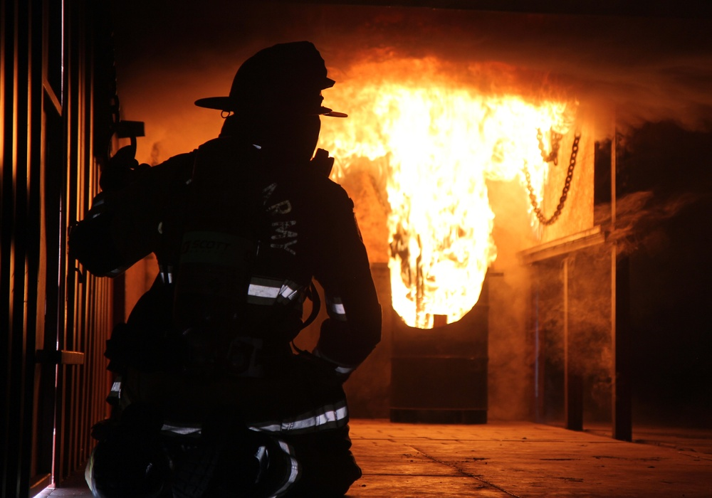 Sierra Army Depot firefighters facilitate training for National Guard counterparts