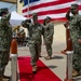 CRG 1 Holds a Change of Command and Retirement Ceremony Onboard NOLF Imperial Beach