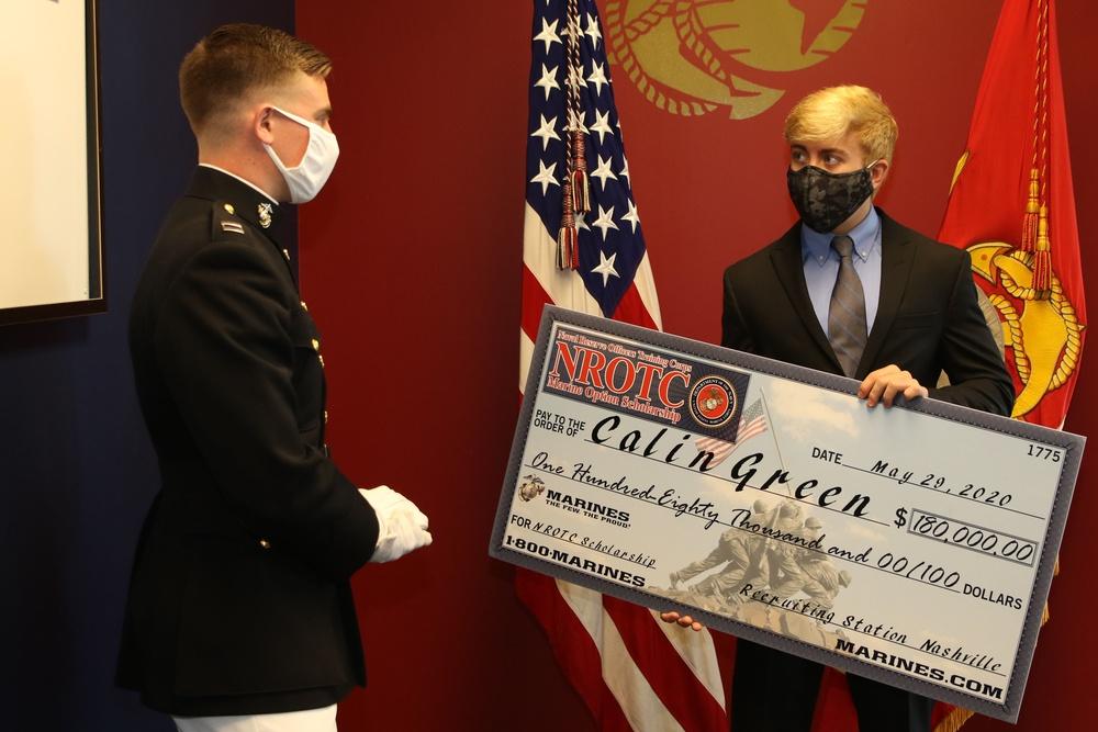 Recruiting Station Nashville presents NROTC Scholarship