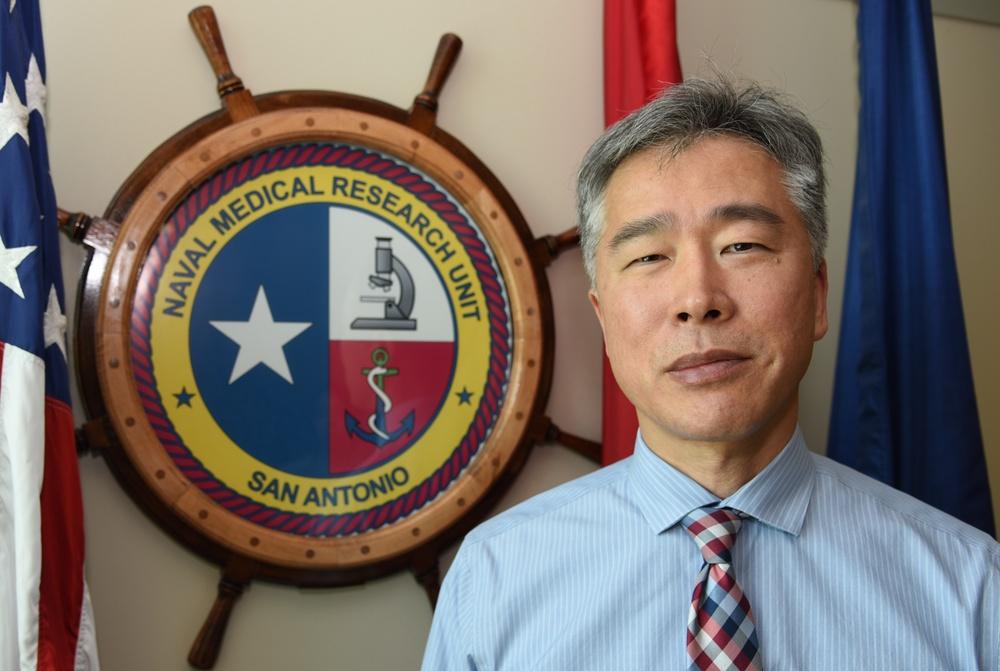 NAMRU-SA scientist selected for top Navy science award