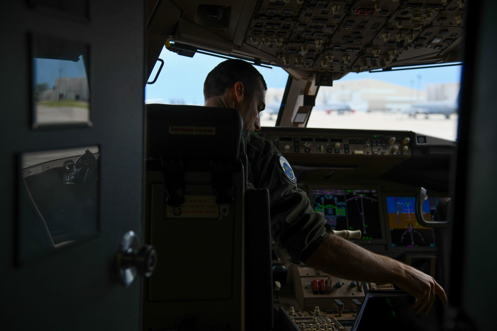 KC-46A Pegasus Completes It's First Aeromedical Evacuation Mission