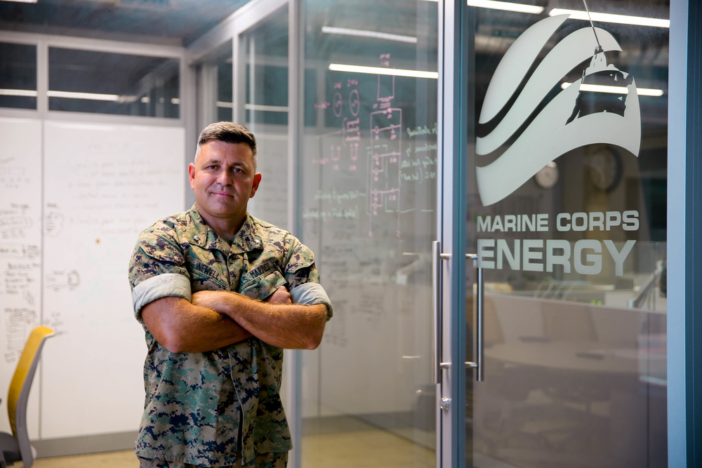 Marine Corps Energy's new building facility at MCAS Miramar