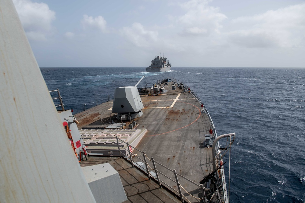 James E. Williams Conducts Operations in the 5th Fleet Area of Operations