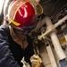 Vella Gulf Conducts Operations in the Mediterranean Sea