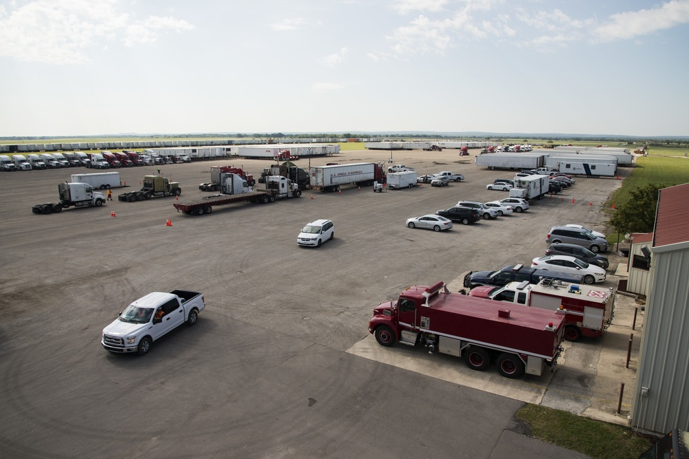Seguin airfield maintains steady course during pandemic