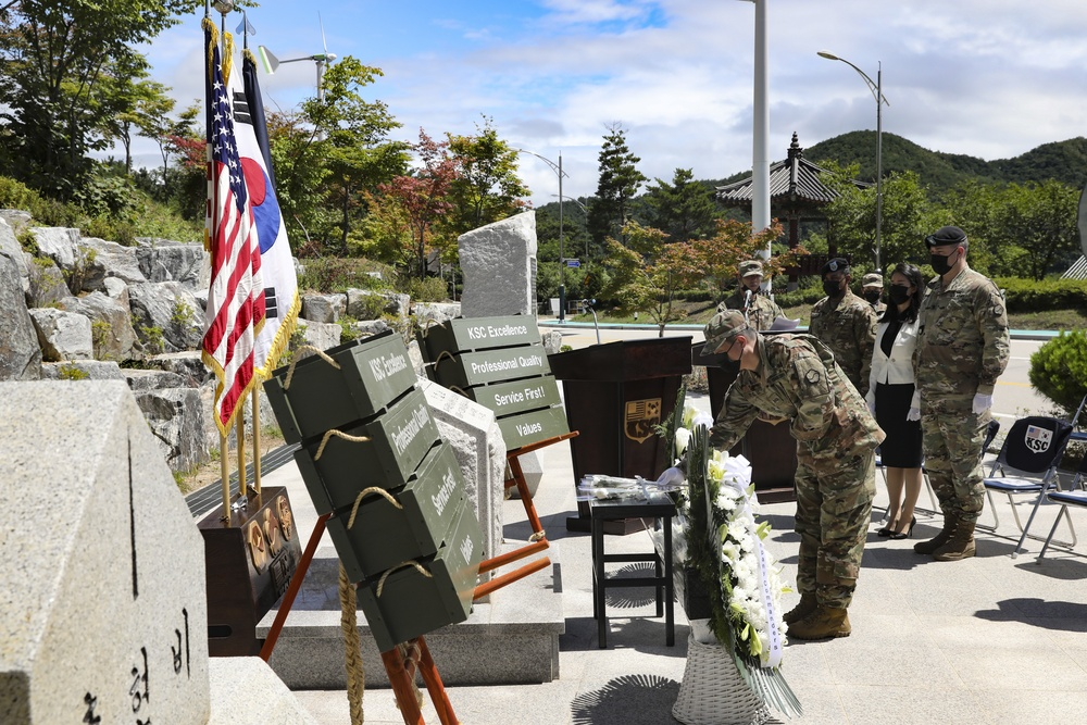 70th Anniversary of the birth of the Korean Service Corps