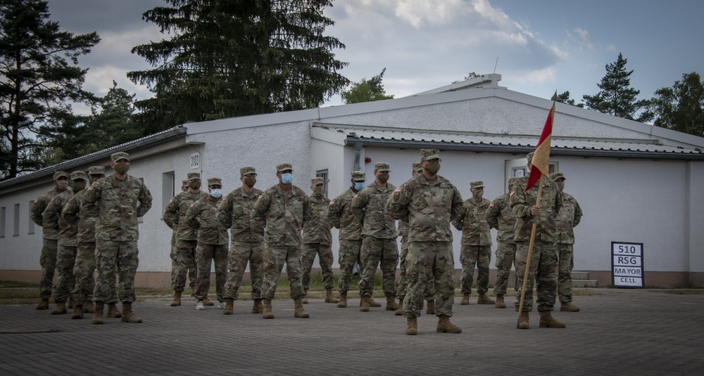 510th RSG Soldiers complete Forward and Ready 2020
