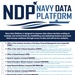 Navy Data Platform Aligns, Accelerates Supply-Chain Analytics