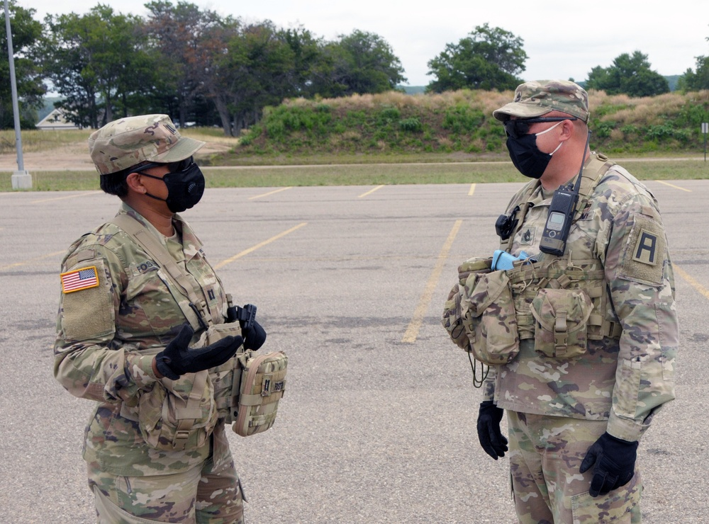 First Army strives to remain masters of doctrine