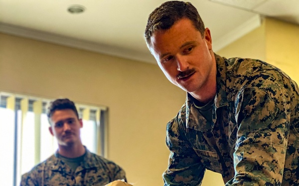 U.S. Marines take additive manufacturing class