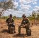 Marines, Australian Army work to direct B-1B, B-2 bombers