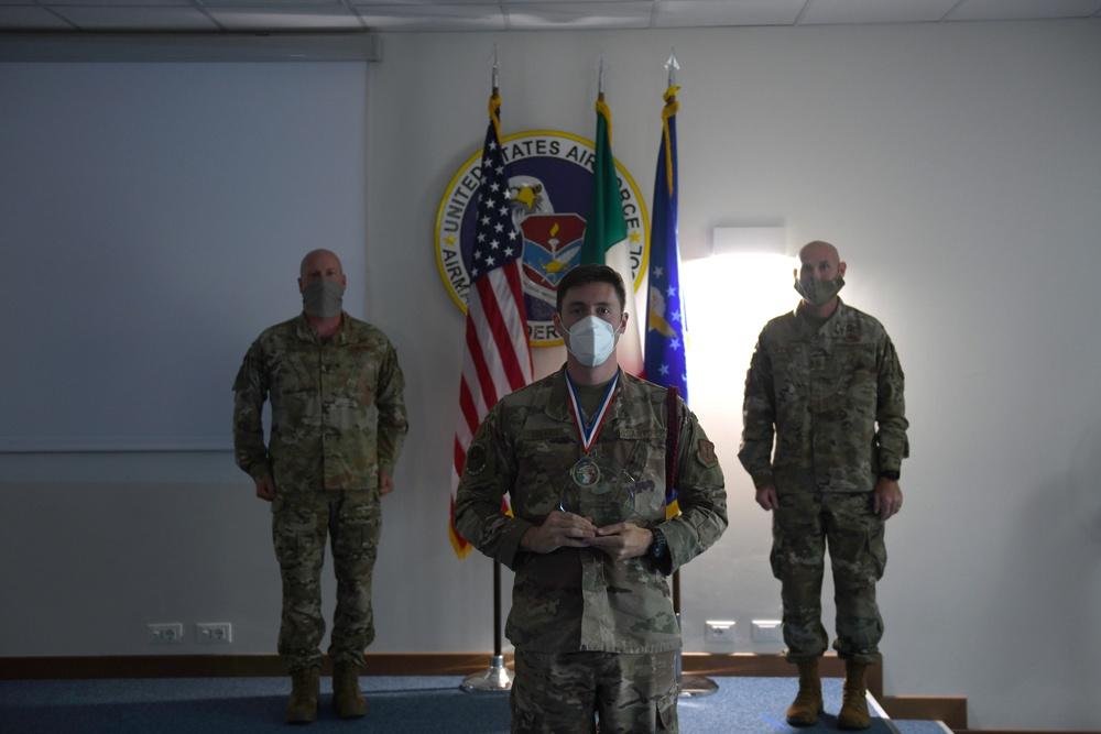 Airman Leadership School Class 20-F