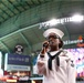OS2 Giavanni Walker Sings National Anthem at Houston Astros Home Game