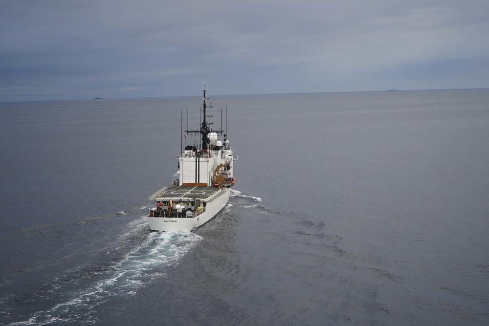 U.S. Coast Guard participates in Operation Nanook