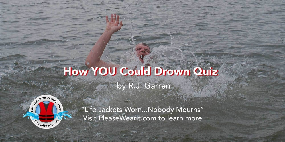 How YOU Could Drown Quiz