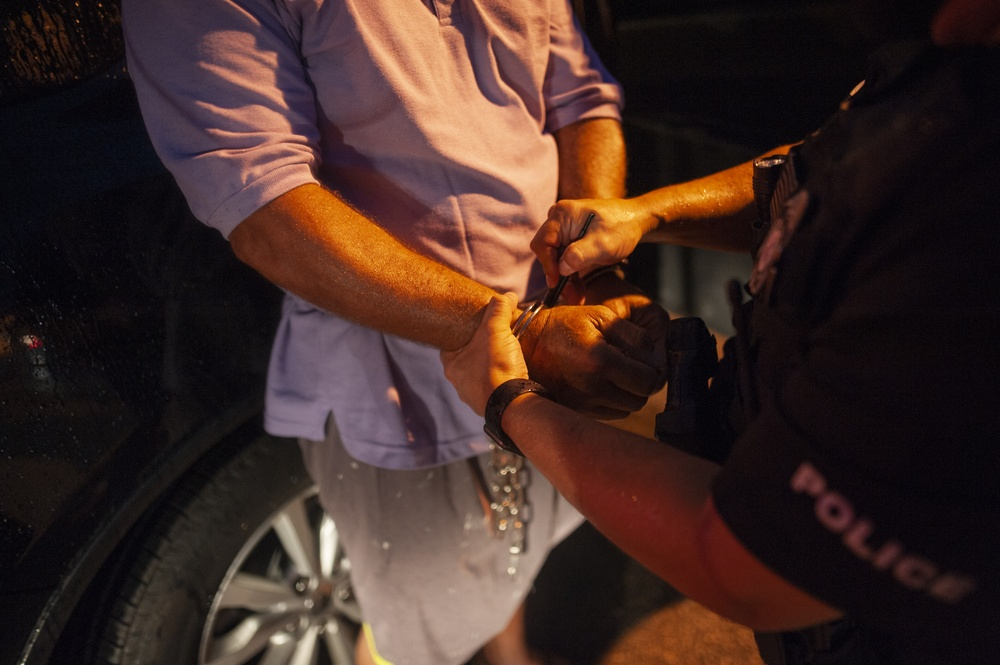 Nationwide ERO Fugitive Operations - Operation Emphasizes Domestic Violence Criminal Aliens