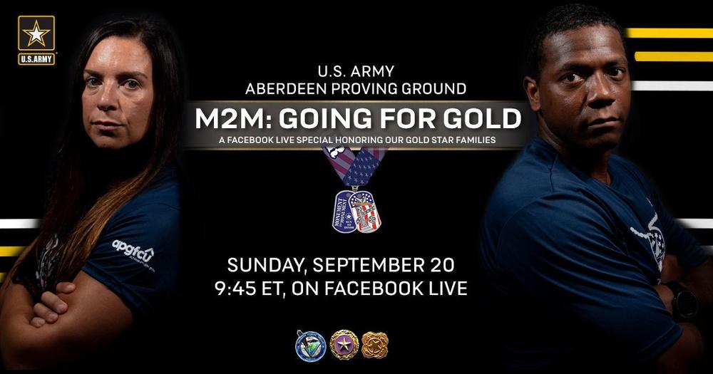 M2M: Going for Gold Running Team