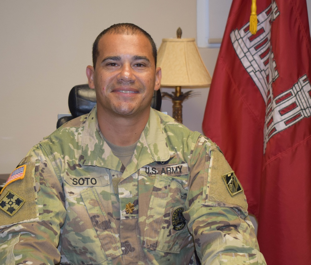 Antilles Area Office welcomes new deputy commander