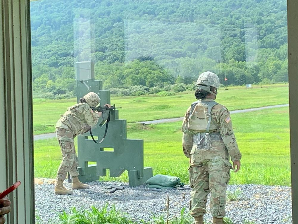316th ESC's 427th MCT Monitors Movement at Convoy OPS