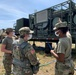 316th ESC's 445th QM CO Conducts Field Services Mission