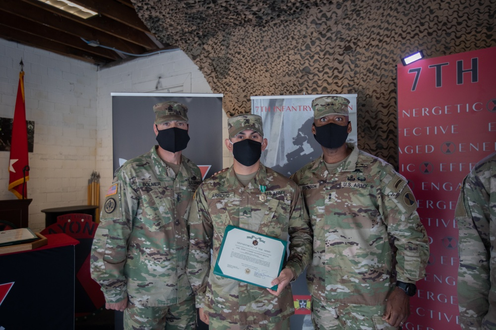 7ID Sustainers of the Year Awards Ceremony
