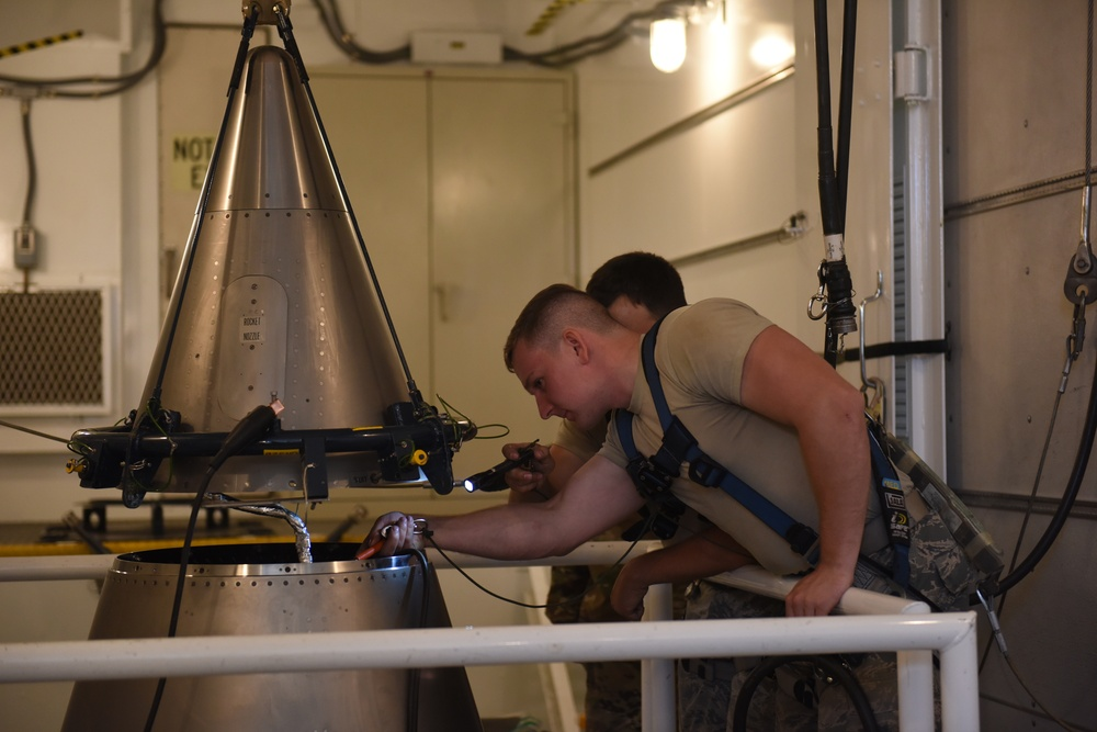 SELM conducted in Malmstrom missile complex
