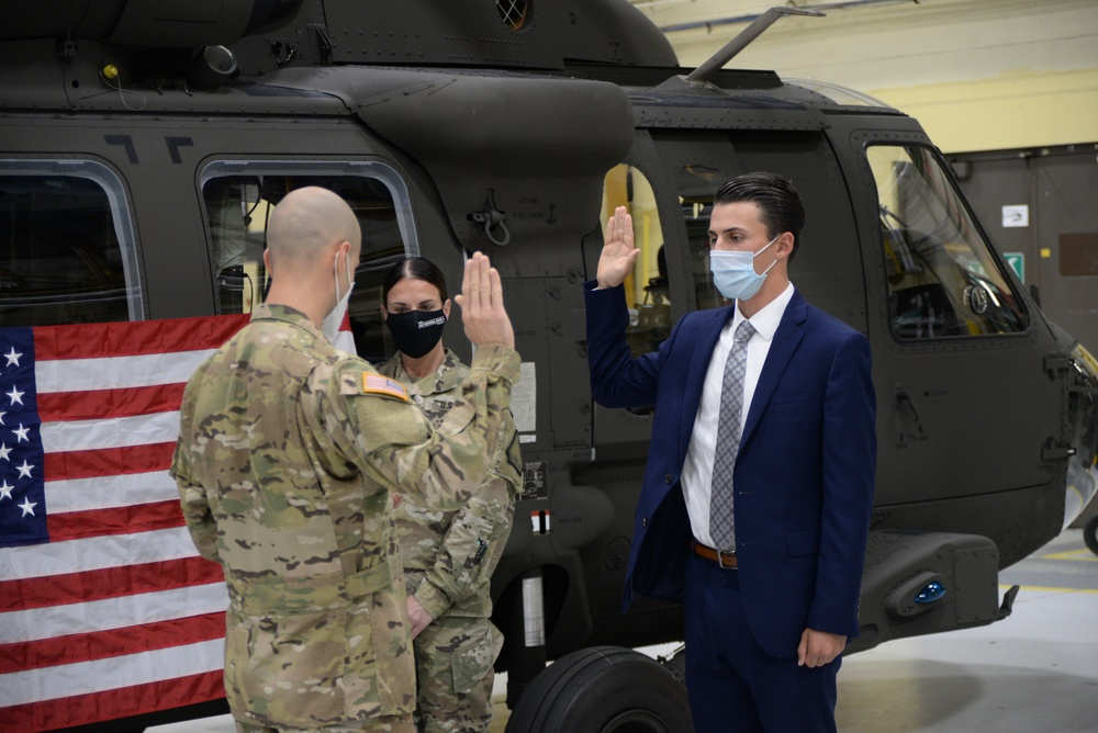 N.Y. Army National Guard has First 'Street to Seat' Black Hawk Pilot