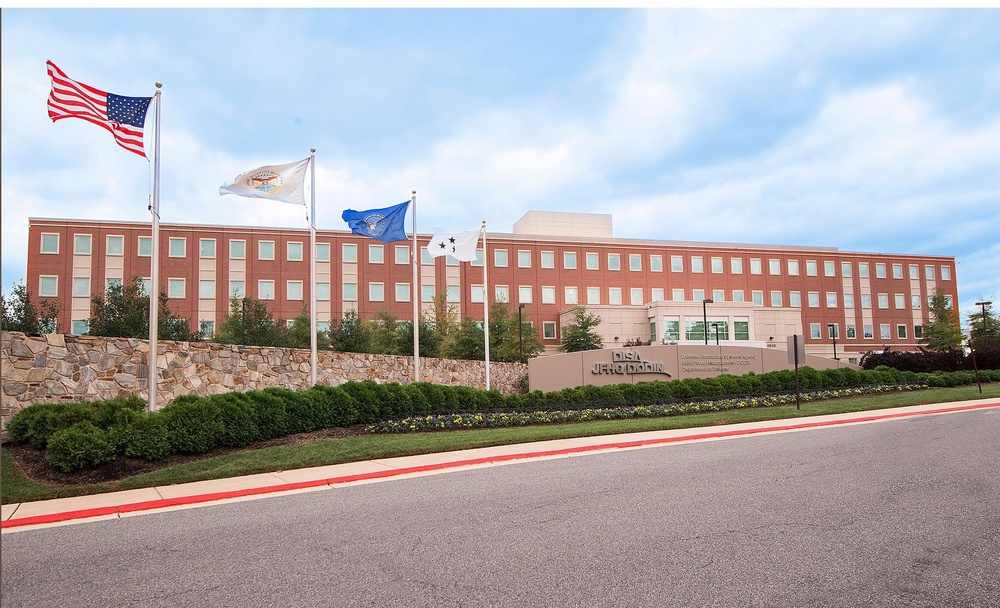 DISA and JFHQ-DODIN Headquarters Building - Fort Meade, Maryland
