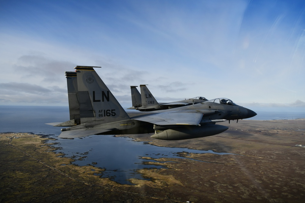 Air Policing critical to Arctic strategy