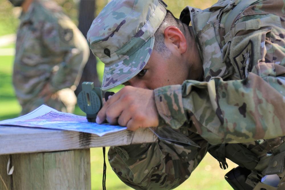 746TH CSSB Guardsmen win brigade Best Warrior Competition