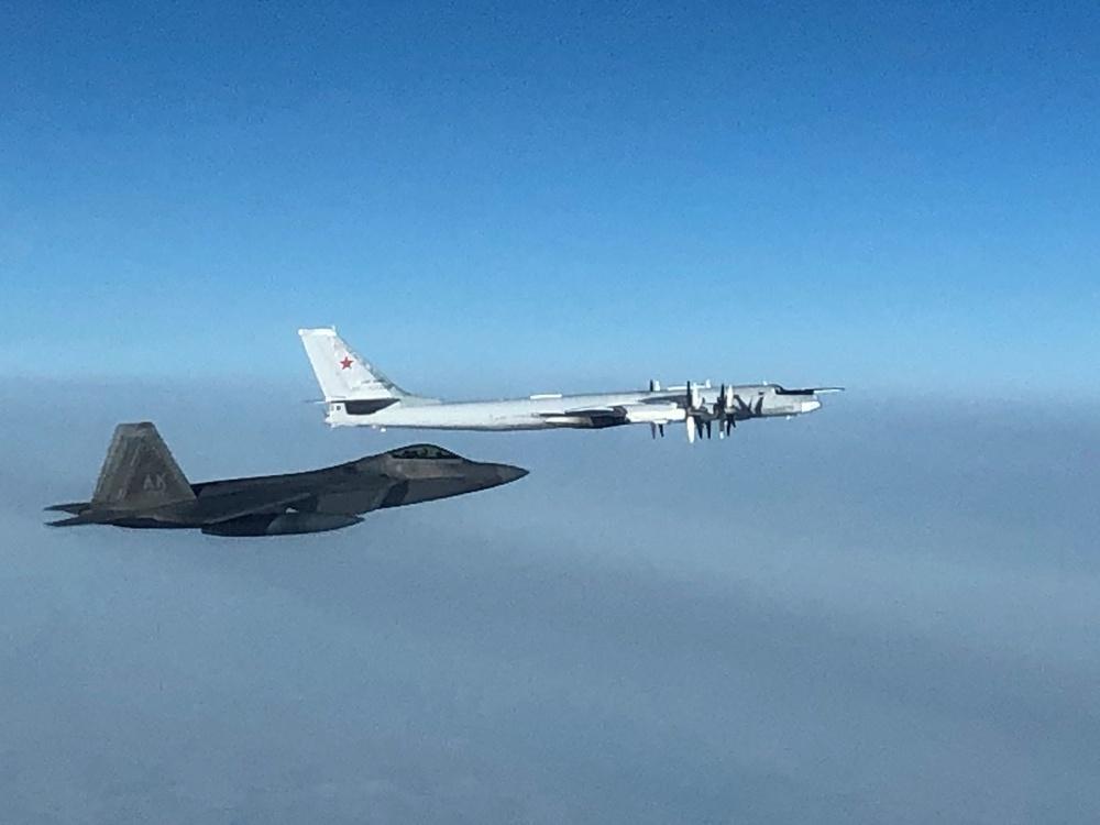 NORAD intercepts Russian aircraft entering Air Defense Identification Zone