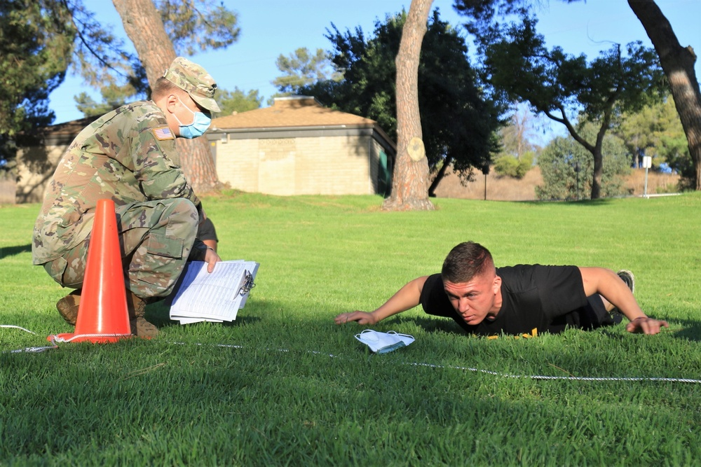 224th Sustainment Brigade conducts Best Warrior Competition